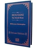 Houdini - The Untold Story Book