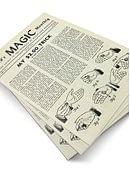 Hugard's Magic Monthly Volume 13 Magic download (ebook)