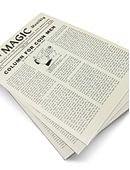 Hugard's Magic Monthly Volume 16 Magic download (ebook)