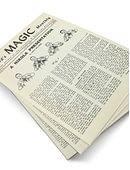 Hugard's Magic Monthly Volume 6 Magic download (ebook)