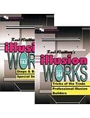 Illusion Works (4-Volume DOWNLOAD) Magic download (video)