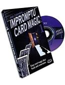 Impromptu Card Magic - Volume 1 DVD