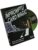 Impromptu Card Magic - Volume 3 DVD