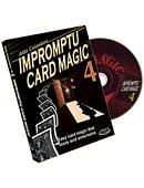 Impromptu Card Magic - Volume 4 DVD