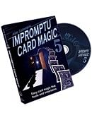 Impromptu Card Magic - Volume 5 DVD