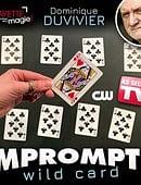 Impromptu Wild Card Trick