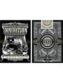 Innovation Playing Cards Black Edition