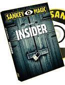 Insider DVD & props