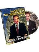 Intermediate-Advanced Coin Magic - Volume 3 (David Roth) DVD