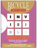 Bicycle Mandolin Back Invisible Deck  Accessory