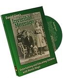 Invisible Message DVD