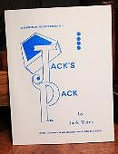 Jack's Pack Book