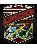 Joe Rindfleisch's Legend Bands: Harry Lorayne Lime Green Pack Trick