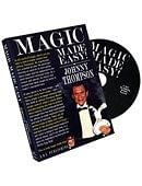 Johnny Thompson's Magic Made Easy DVD or download