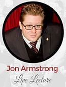 Jon Armstrong Live Lecture