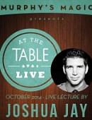 Joshua Jay Live Lecture Live lecture