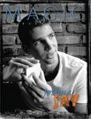 Joshua Jay One Man Issue of MAGIC Magazine