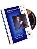 Juan Tamariz 1st Lecture DVD