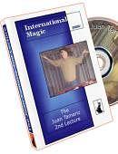 Juan Tamariz's Second Lecture DVD