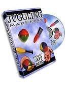 Juggling Made Easy Hampton Ridge /Fun Inc. DVD