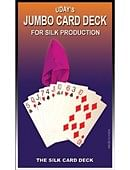 Jumbo Card Deck for Silk Production Accessory
