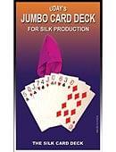 Jumbo Card Deck for Silk Production Accessory
