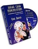 Jumbo Card Manipulation DVD