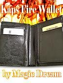 Kaps Fire Wallet Trick