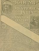 Kar Mi and His Mysteries of India  Book