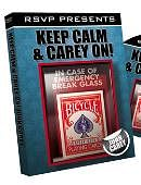 Keep Calm and Carey On DVD