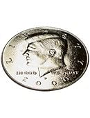 Palming Coin - Half Dollar Gimmicked coin