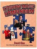 Kidshow Magic Kompendium Book