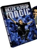 Killer Close Up Magic DVD