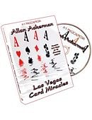 Las Vegas Card Miracles DVD