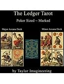Ledger Major and Minor  Arcana Deck P... magic by Taylor Imagineering