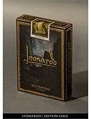Leonardo Gold Edition Deck of cards