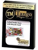 Lethal Tender Euro with Bicycle Card Trick