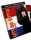 Let's Go Dutch DVD