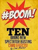 Liam Montier's #Boom Magic download (ebook)