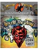 Lies All the Way magic by John Carey