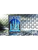 Bicycle City Skylines Deck of cards