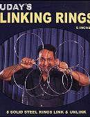 Linking Rings (8 Rings)