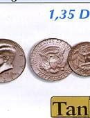 Locking Coins - $1.35 Gimmicked coin