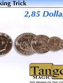 Locking Coins - $2.85 Gimmicked coin