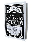Lorayne: The Classic Collection - Volume 4 Book