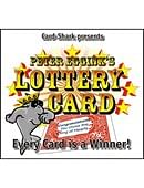 Lottery Card Trick