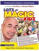 Lotz of Magic for Kidz Book