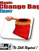 Magic Change Bag (Zipper) Trick