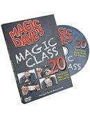 Magic Dave's Magic Class DVD