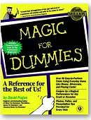 Magic For Dummies Book